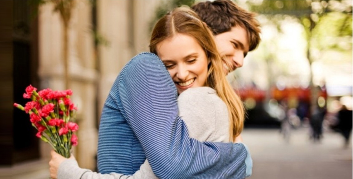 Hugging a special person has amazing health benefits