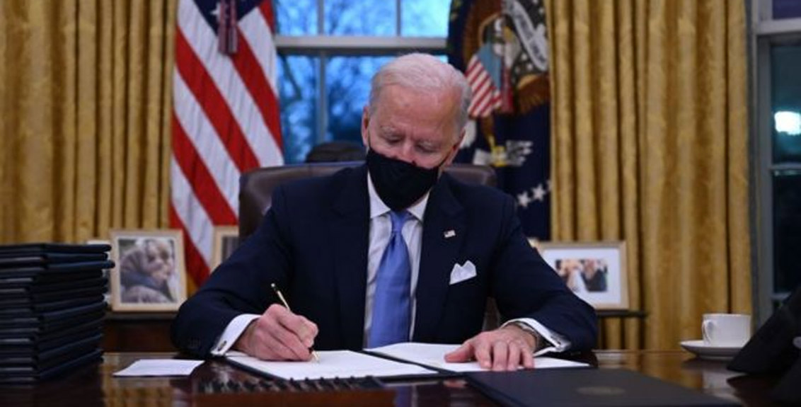 President Joe Biden gave great relief to Indians by signing orders on immigration
