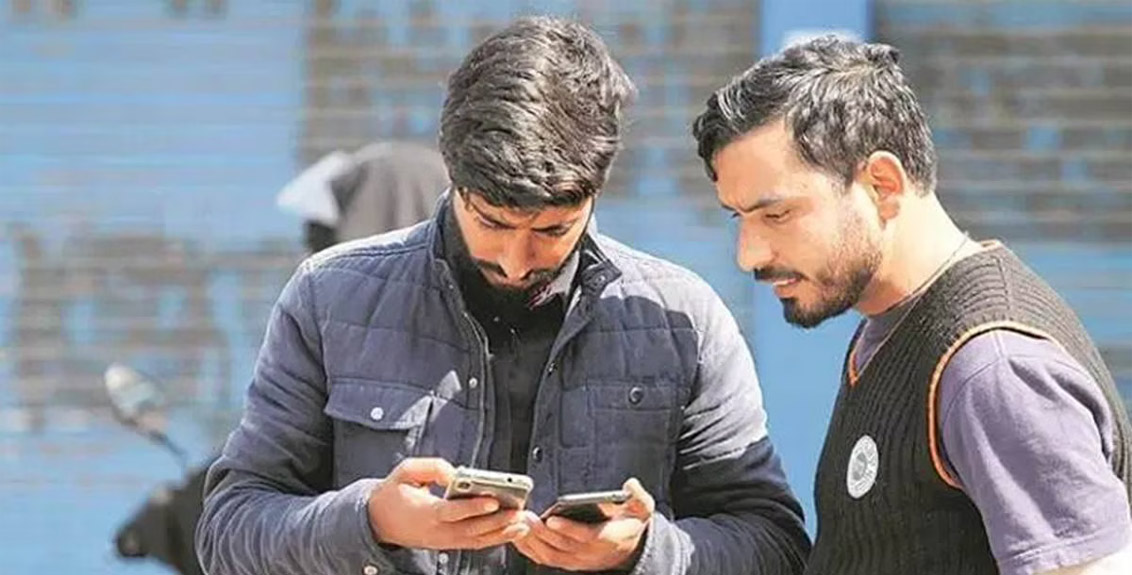 4G internet service resumes in Jammu and Kashmir after 18 months
