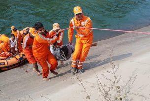 Madhya Pradesh bus accident: 51 bodies found