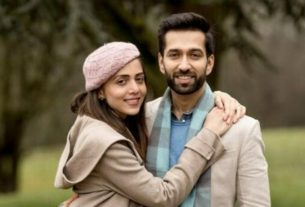 Actor Nakuul Mehta And Wife Jankee Parekh Welcome Baby Boy