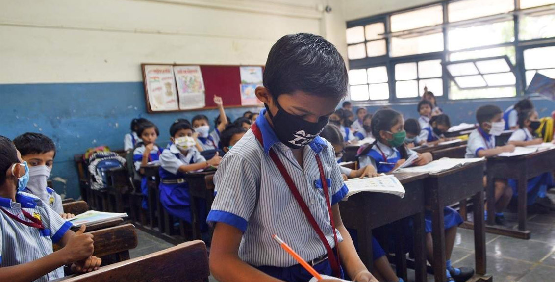 Schools of class 5th to 10th started in Navi Mumbai