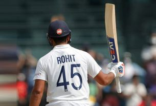 IND vs ENG: Rohit's century in the second Test
