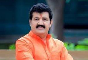 Sanjay Rathore arrives at Varsha Bungalow for CM's visit