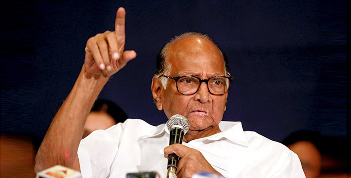 Sharad Pawar's suggestive statement after Nana Patole resigned as the Speaker of the Assembly