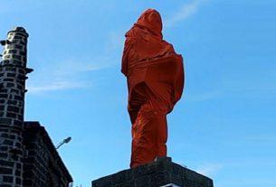 Sharad Pawar unveils statue of Ahilyabai Holkar at Jejuri fort