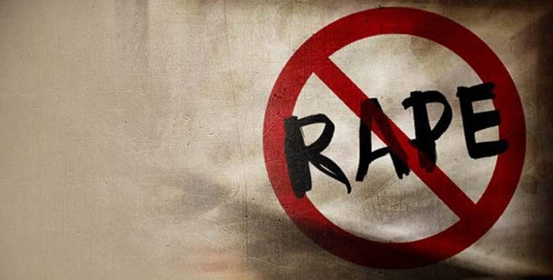 Gang rape of a minor girl