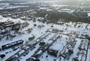 Deadly Winter Storm Grips US