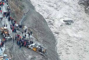 uttarakhand Glacier Burst : Indian Airforce Deployed In Rescue