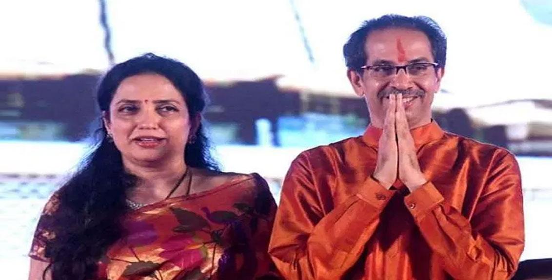 Chief Minister Uddhav Thackeray's wife Rashmi Thackeray admitted to hospital