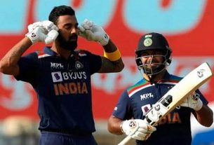 KL Rahul Closes Critics With Special Celebration After Century