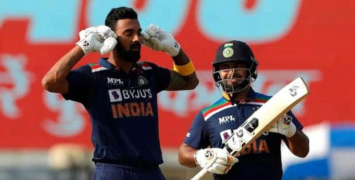 Ind vs Eng 2nd ODI : India set 337 runs target for England
