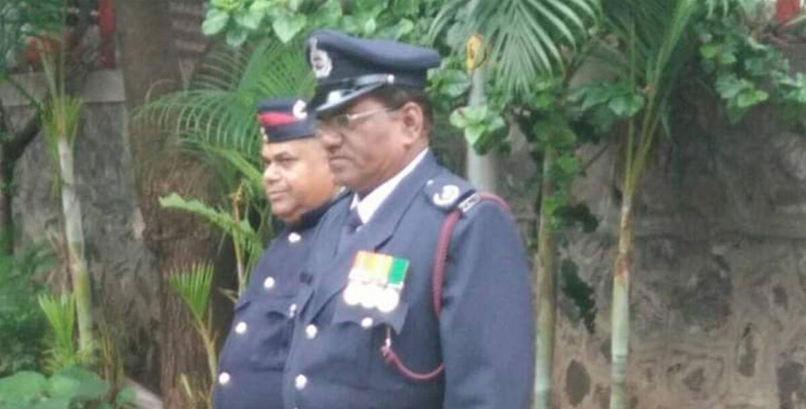 Pune Cantonment Fire Superintendent Prakash Hasbe passed away in an accident