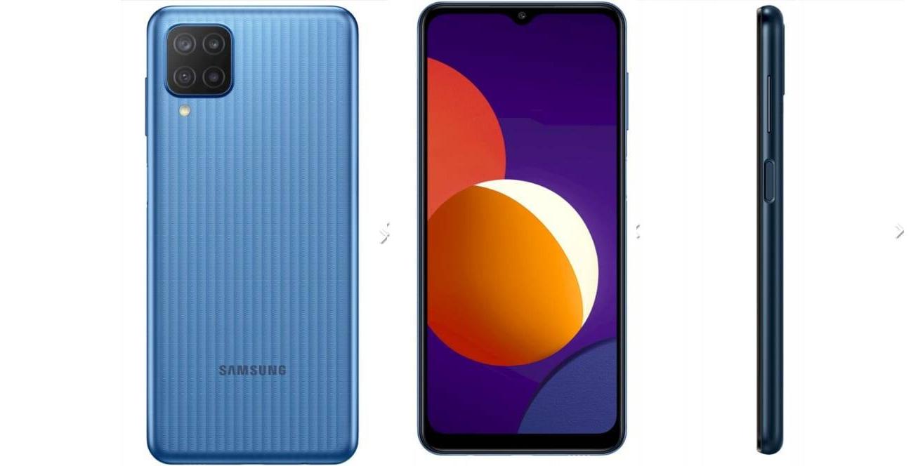 Samsung Galaxy M12 smartphone