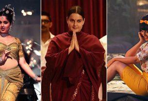 Trailer release of Kangana Ranaut's movie Thalaivi