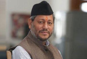 Uttarakhand Chief Minister Tirath Singh Rawat infected with corona