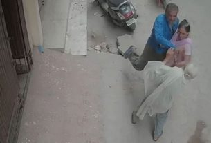 Delhi Woman Dies After Being Slapped By Son