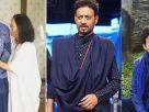 babil khan borrows irrfan khan clothes for filmfare awards 2021 and accepted irrfan's awards