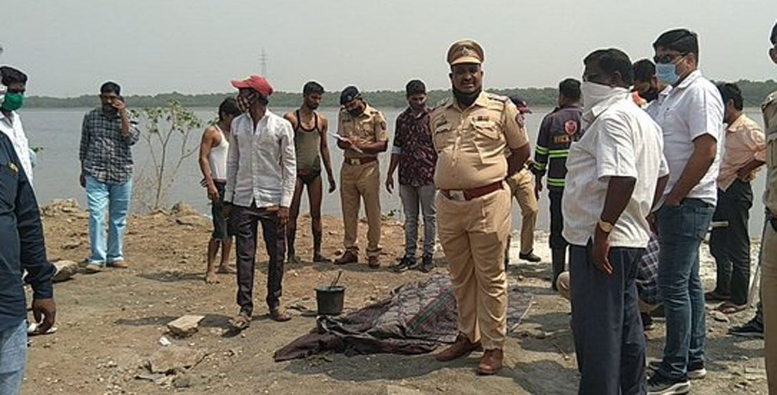 Another body was found at the spot where Mansukh Hiren's body was found