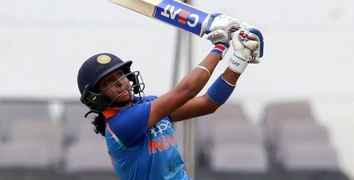 Harmanpreet Kaur infected with corona