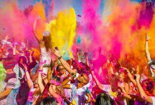 holi celebrations banned