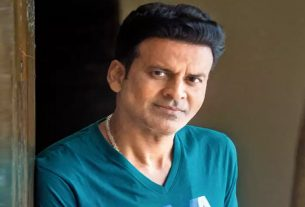 Actor Manoj Bajpayee infected with corona