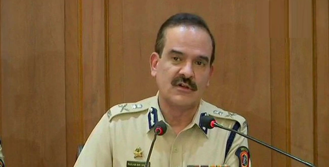 Mumbai Police Commissioner Parambir Singh transferred