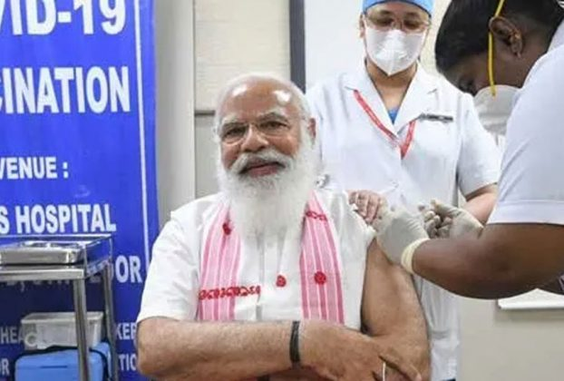 Election Commission orders removal of PM Modi's photo in 72 hours