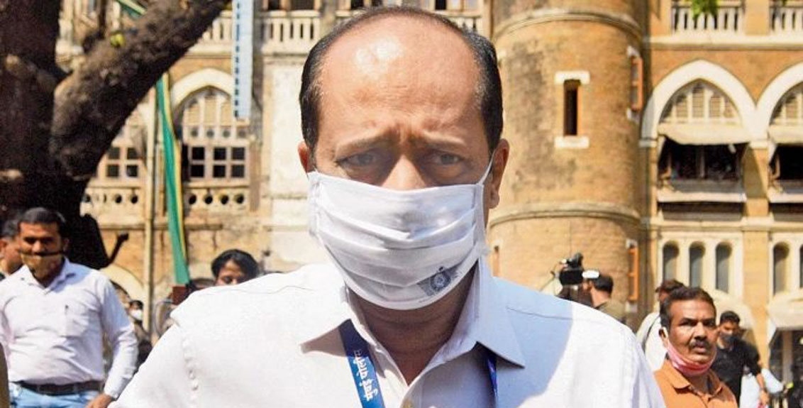 Sachin Waze suspended from police service for the second time