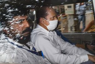 Sachin Vaze to be in NIA custody till April 3