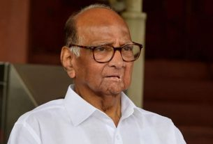 Sharad Pawar admitted to Breach Candy Hospital