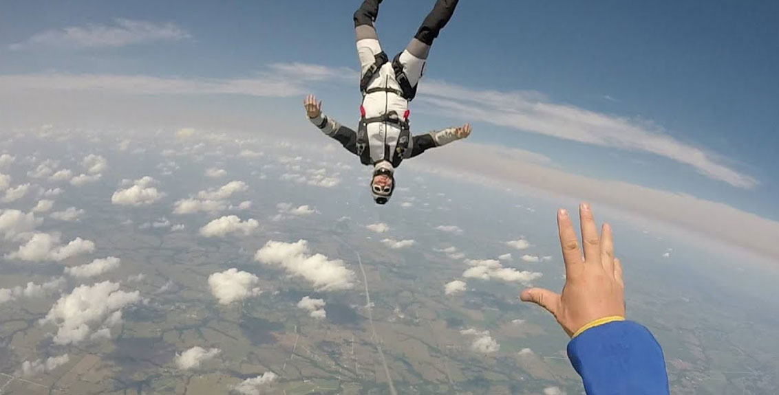 skydiver died parachute failed to deploy during competition
