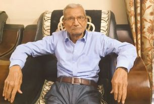 nagpur 85 year old rss swayamsevak sacrifise his oxygen bed for 40 year old man