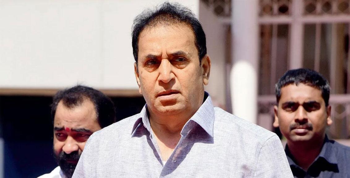 FIR against former Maharashtra home minister Anil Deshmukh