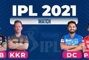 Bengaluru vs Kolkata and Delhi vs Punjab