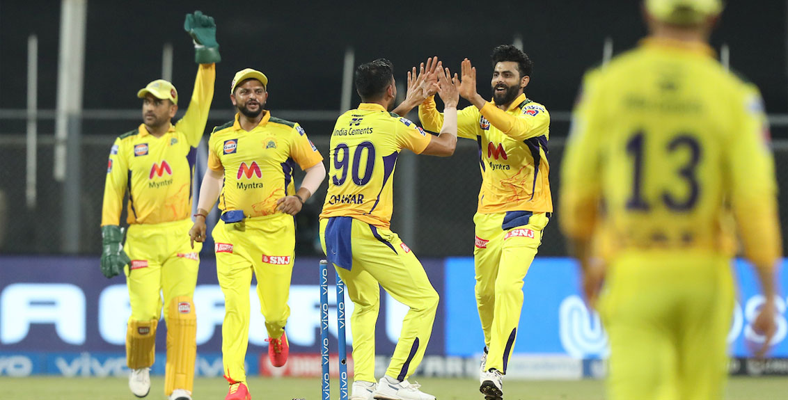 Chennai Super Kings Beats Mumbai Indians In Points Table And They Get 2nd Position
