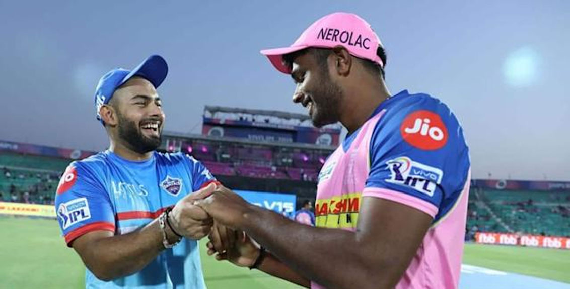 IPL 2021: Match between Delhi Capitals and Rajasthan Royals today