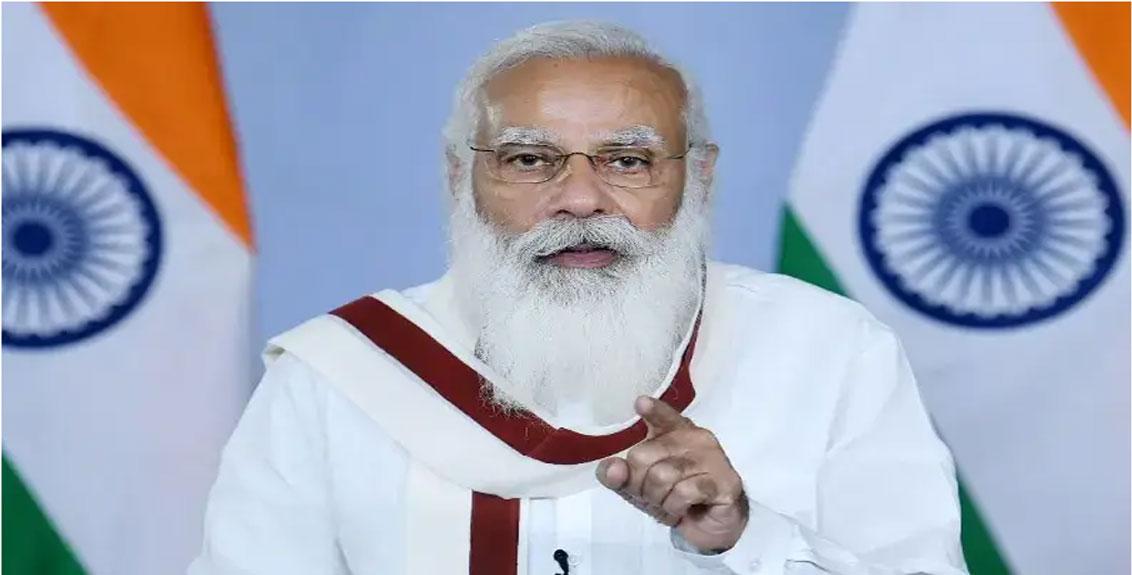 Prime Minister Narendra Modi's