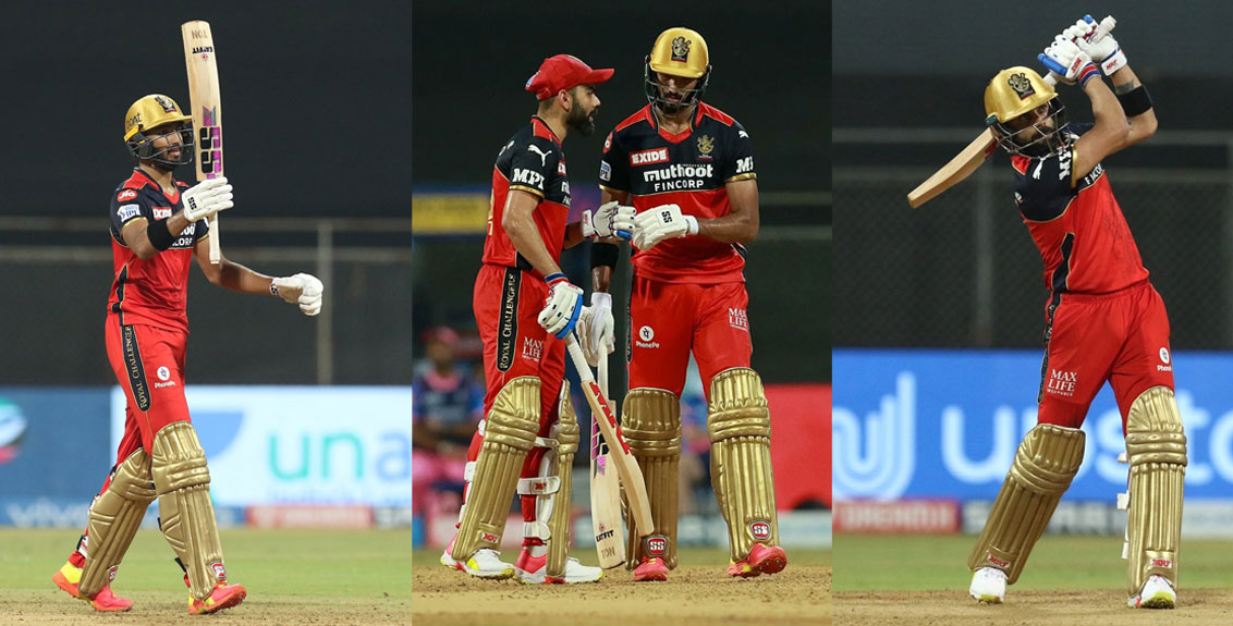 Royal Challengers Bangalore Beat Rajasthan Royals By 10 Wickets