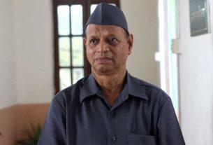actor Kishore Nandlaskar