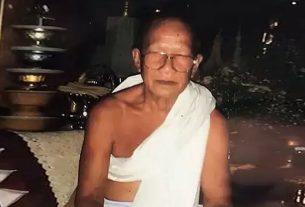 buddhist monk killeda himself