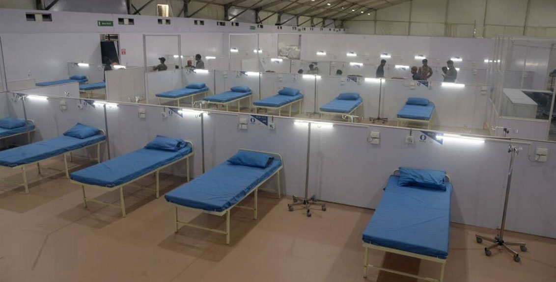 Get complete information about Covid Hospital, available beds in Pune