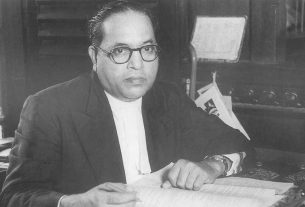 Bharat Ratna Dr.Babasaheb Ambedkar's birth anniversary