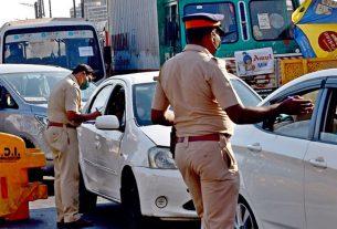 travel pass checking in lockdown in maharashtra