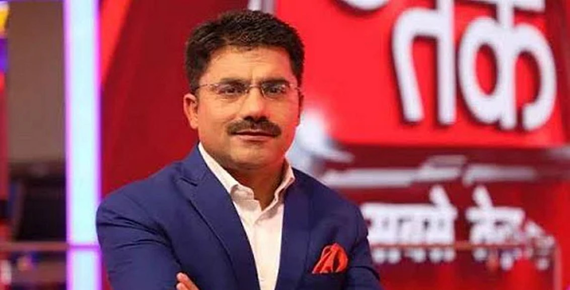 Popular news anchor Rohit Sardana passes away