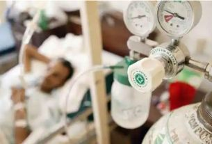 critical covid patients saved after oxygen