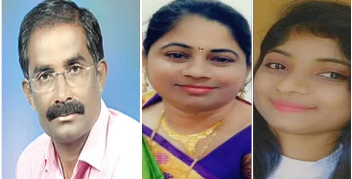 BJP taluka vice president Rajendra Patil commits suicide with his wife and daughter