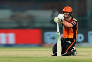 David Warner As SunRisers Hyderabad Captain