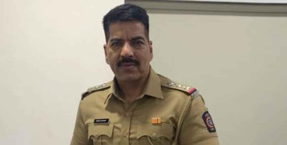 Encounter specialist Dayanand Nayak transferred to Gondia