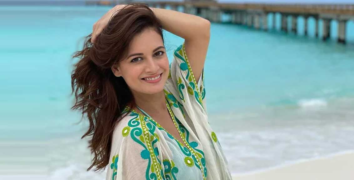 Dia Mirza wrote doctor told she cant take vaccines available in india until required clinical trials